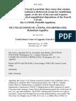 Ida Lanier v. MCI Telecommunications, Incorporated, 95 F.3d 42, 4th Cir. (1996)