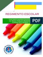 Regimento Escolar Luziania 2011