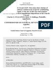 Charles S. Stallings, Betty S. Stallings v. Commissioner of Internal Revenue, 914 F.2d 249, 4th Cir. (1990)
