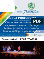 ProfessorAutor%5CLíngua Portuguesa%5CLíngua Portuguesa I 8º Ano I Fundamental%5CElementos Constituintes Do Esquema Narrativo Da Peça Teatral (Rubrica, Ato, Cenário, Tempo, Diálogos, Personagens, Enredo, Conflito,