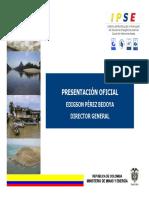 Presentación Oficial 2010