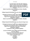 Robert Leon Buckner Gerald Davis Fuller v. William Donald Schaefer, Governor Board of Supervisors of Elections for Somerset County State Administration Board of Election Laws Kenneth Taylor, Warden Board of Supervisors of Elections for the State of Maryland, Robert Leon Buckner Gerald Davis Fuller v. William Donald Schaefer, Governor Board of Supervisors of Elections for Somerset County State Administration Board of Election Laws Kenneth Taylor, Warden Board of Supervisors of Elections for the State of Maryland, Gerald Davis Fuller v. State of Maryland William Donald Schaefer, Governor Board of Election Laws for Maryland Board of Supervisors of Elections for Somerset County Kenneth Taylor, Warden, Defendants- Robert Leon Buckner Gerald Davis Fuller v. William Donald Schaefer, Governor Board of Supervisors of Elections for Somerset County State Administration Board of Election Laws Kenneth Taylor, Warden Board of Supervisors of Elections for the State of Maryland, 14 F.3d 593, 4th Cir.