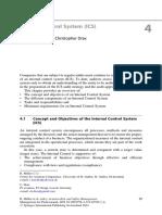 A Internal Control System (ICS)