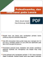 3. Asesmen & Intervensi Lansia- 2016.ppt