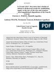 Patricia L. White v. Anthony Frank, Postmaster General, 8 F.3d 823, 4th Cir. (1993)