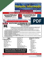 16-10S August 15 Issue - El Votante Informado