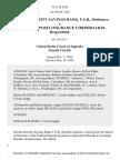 Doolin Security Savings Bank, F.S.B. v. Federal Deposit Insurance Corporation, 53 F.3d 1395, 4th Cir. (1995)