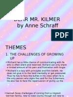 Dear Mr Kilmer (Theme)