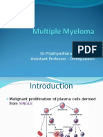 Multiple Myeloma Prepared