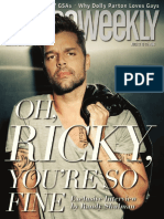 Metro Weekly - 08-18-16 - Ricky Martin