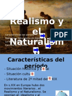 RealismoyNaturalismo