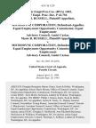 68 Fair empl.prac.cas. (Bna) 1602, 67 Empl. Prac. Dec. P 43,756 Marie B. Russell v. Microdyne Corporation, Equal Employment Opportunity Commission Equal Employment Advisory Council, Amici Curiae. Marie B. Russell v. Microdyne Corporation, Equal Employment Opportunity Commission Equal Employment Advisory Council, Amici Curiae, 65 F.3d 1229, 4th Cir. (1995)