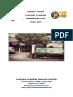 Revisi SPM Laporan Tahunan Versi PDA 2015 PKC Mampang
