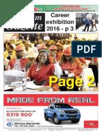 Platinum Gazette 19 August 2016