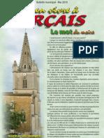 Bulletin municipal mai 2010