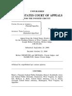United States v. Linville, 4th Cir. (2000)