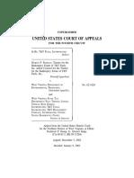 Sheehan v. WV Dept Environ, 4th Cir. (2003)