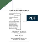 Heily v. US Dept of Commerce, 4th Cir. (2003)