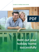 Belvilla en - Rent Out Your Holiday Home Successfully
