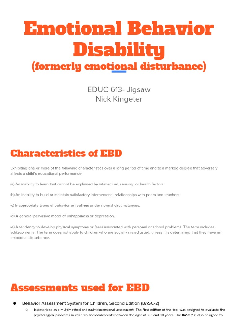 Steps to take if EBD system malfunctions
