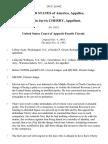 United States v. Mervin Jarvis Cherry, 295 F.2d 842, 4th Cir. (1961)