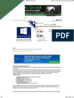 PC Factory • Tu Centro Tecnológico • Licencia.cal.Windows.server.2012