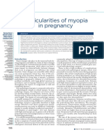 myop in pregnancy