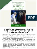 Presentación La Alegria Del Amor Pastoral Familiar