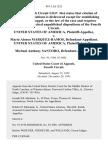 United States v. Mario Alonso Marquez-Ramos, United States of America v. Michael Anthony Santoro, 981 F.2d 1252, 4th Cir. (1992)
