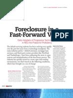 Foreclsure Fast Foward
