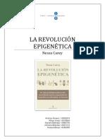 La Revolución Epigenética