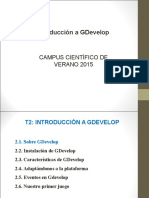 2 Introduccion a GDevelop