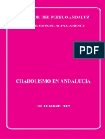 Chabolismo en Andalucia