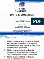 Chapter 1 Unit and Dimension vs 1