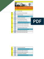 Cronogramas 2016-2017 Instituto - Programa Guayana