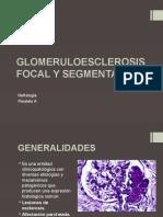 Glomeruesclerosis focal y segmentaria
