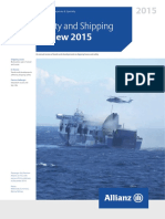 Safety of Ships Shipping-Review-2015