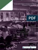 EDUCACION EN ARQUITECTURA SOSTENIBLE.pdf