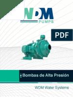 Bombas centrifigas