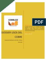 Dossier Información Usos del Cobre final