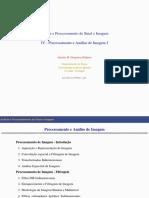 Analise e Processamento de Sinal e Imagem
