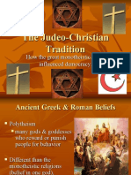 The Judeo-Christian Tradition.ppt