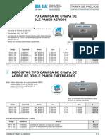 Combustibles Liquidos Tarifa PVP SalvadorEscoda
