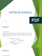 Correccióndel Factor de Potencia