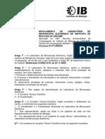 2016 REGULAMENTO LME-IB Atual 23 Março (2).Doc Parecer 294