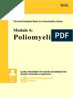 Polio 1993 En