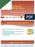 Capacitación 5S - Induccion