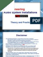 AudioSys Installations.ppt