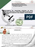 Defensa de Parasitismo de Jean Carlos Piñero Barranca