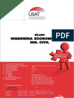 Silabo Ingeniería Económica 2016- II